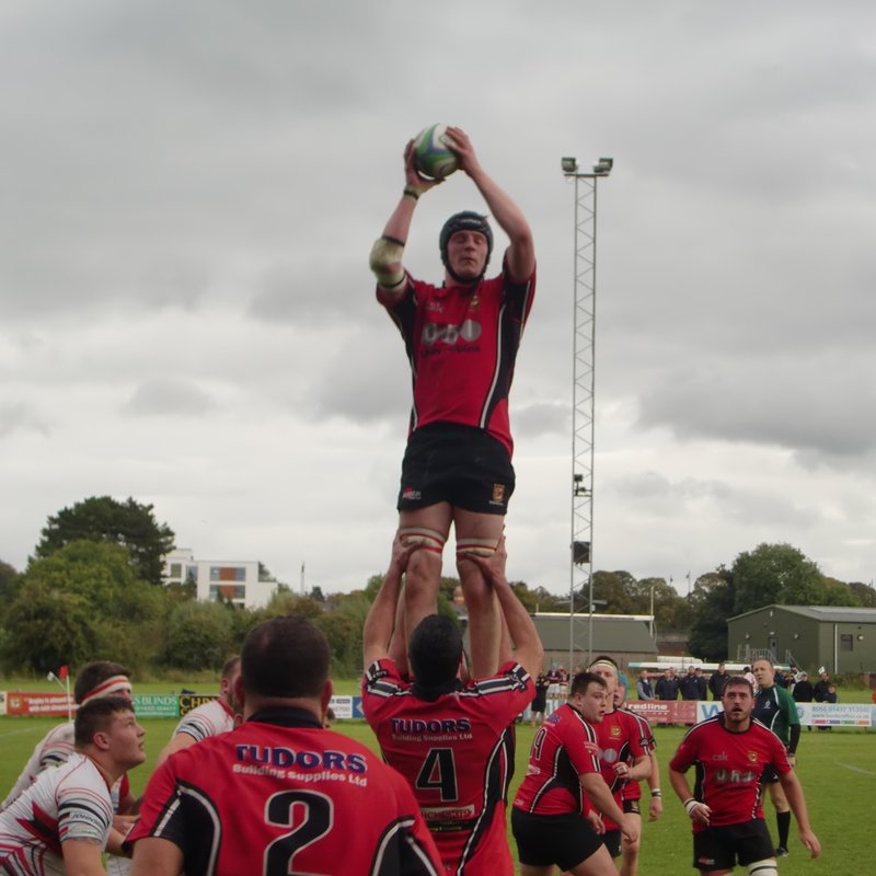 Rugby Lions 38 Hereford 15