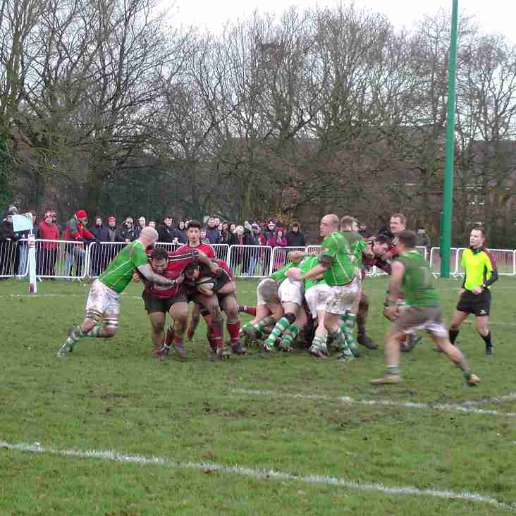 Sutton Coldfield 10 Hereford 17