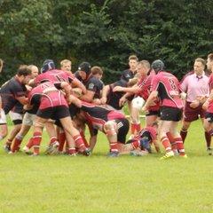 Whitchurch Away Sep'18