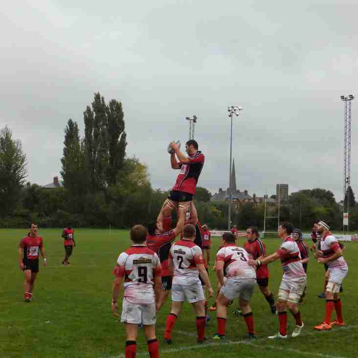 Hereford 9 Bromsgrove 14