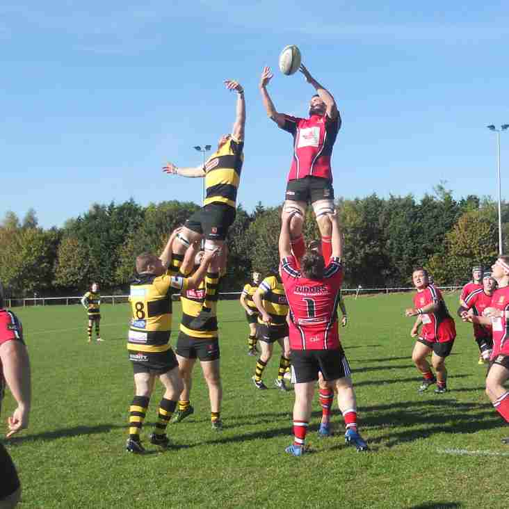Droitwich 19 Hereford 19