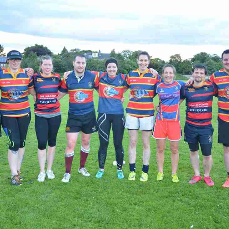 Broughton Rugby Touch Team 2017