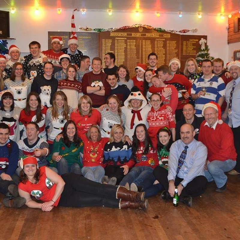 Broughton Annual Christmas Lunch