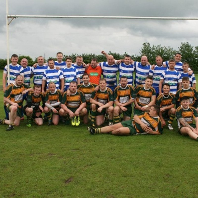 Philip Whiteside & past players memorial rugby match