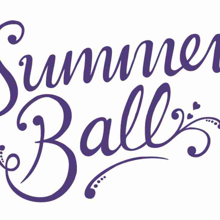 The Camelot Summer Ball  is COMING!!!