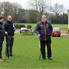 Twickenham head groundsman visits KRFC