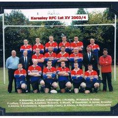KRFC 1st XV 2003-4