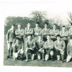 2nd XV Crewkerne Tour Easter 1969