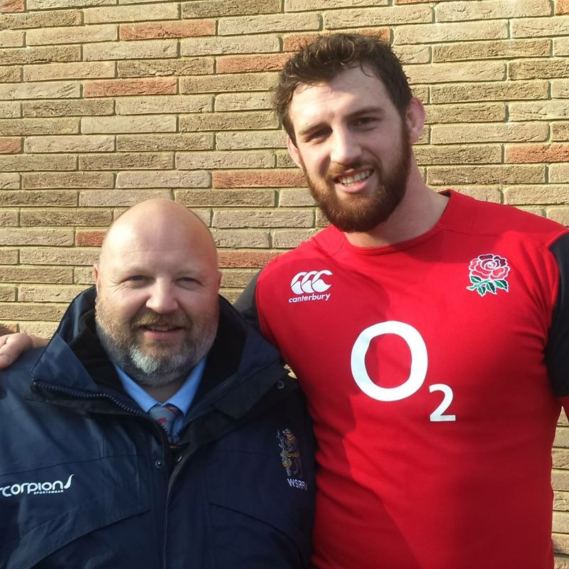 New Director of Rugby at KRFC, Paul Harrison