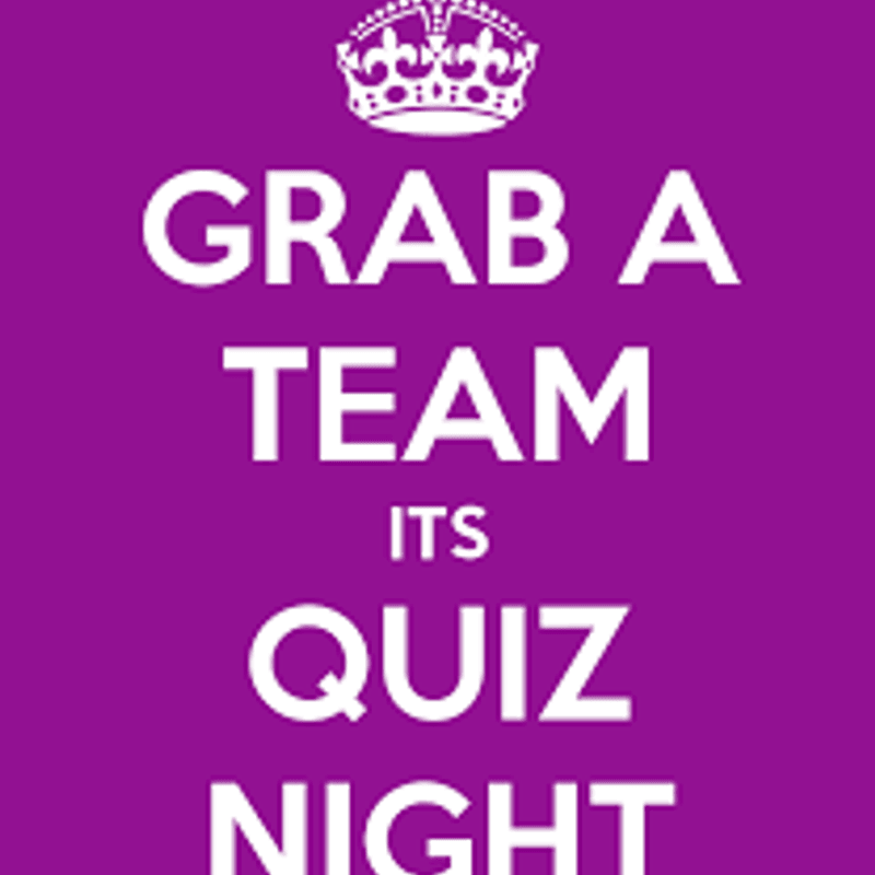 Game of thought - QUIZ NIGHT - hosted by Luie 'Barrymore' Riva