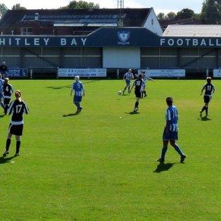 Whitley Bay 3 – 1 White Rose