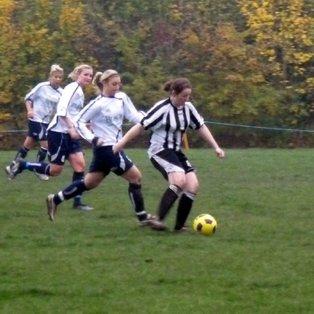 Castleford White Rose 5 – 0 Guiseley