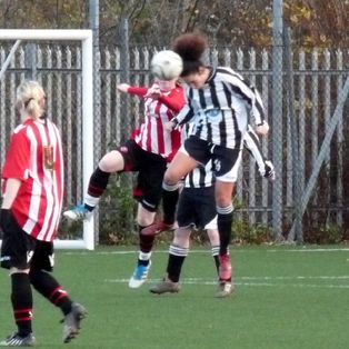 Sheffield Community Ladies 3 – 2 Castleford White Rose