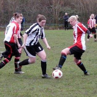 Castleford White Rose 2 – 1 Sheffield Utd Junior Blades