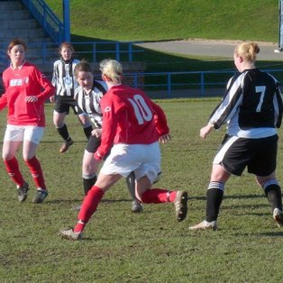 BARNSLEY LADIES 1 – 1 CASTLEFORD WHITE ROSE LADIES