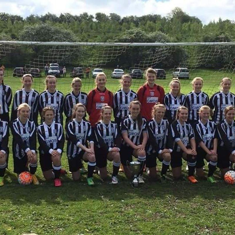 White Rose U16's beat Garforth Rangers U/16 5 - 1