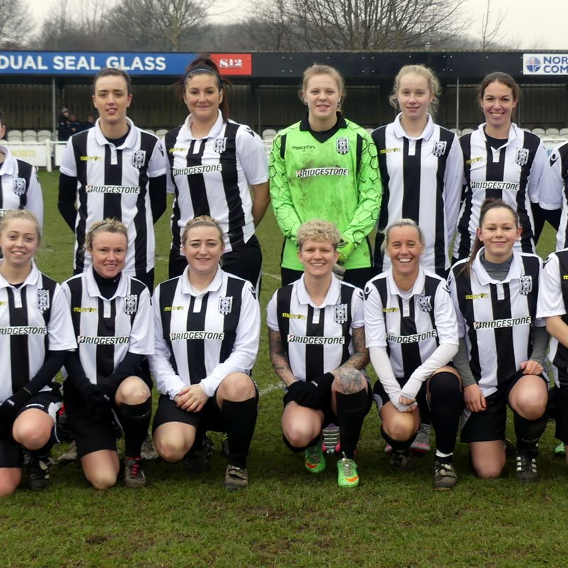 North East Team lose to Tynedale Ladies F.C. 7 - 1