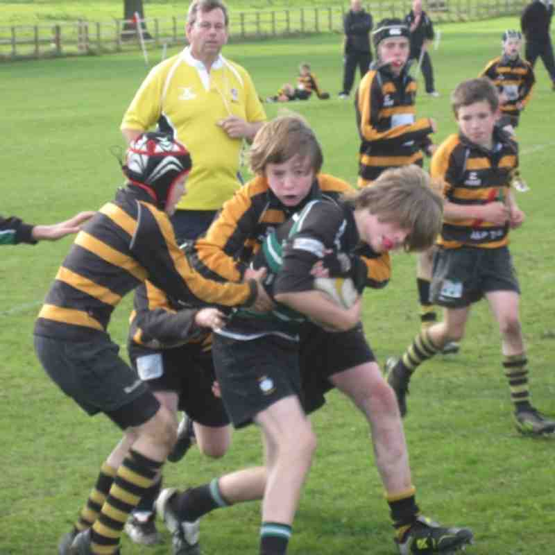 U12's Yorkshire Cup Prelims - Sunday 14th October vs Middlesbrough and Wensleydale