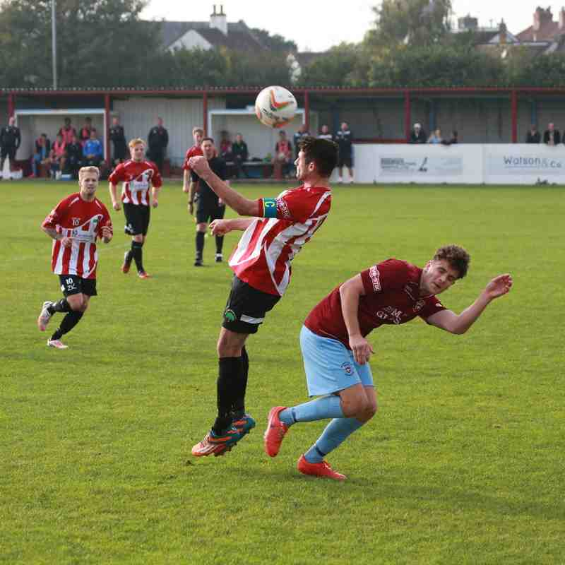 First Team v Shortwood United - 3rd October 2015