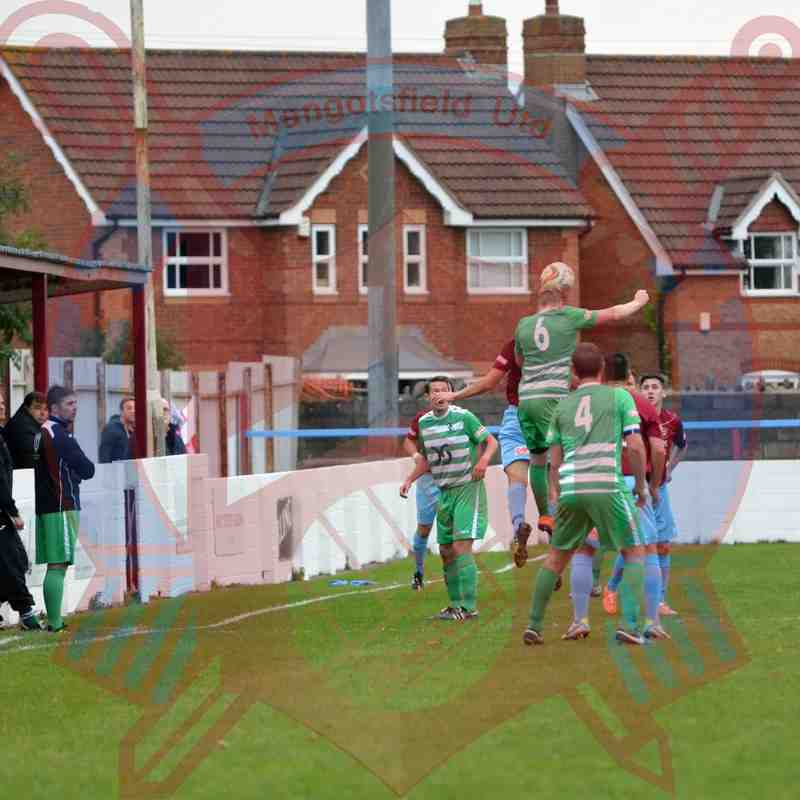 First Team v Wantage Town - 17th October 2015