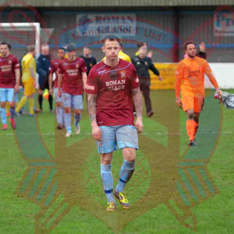First Team v Yate Town - 26th December 2015
