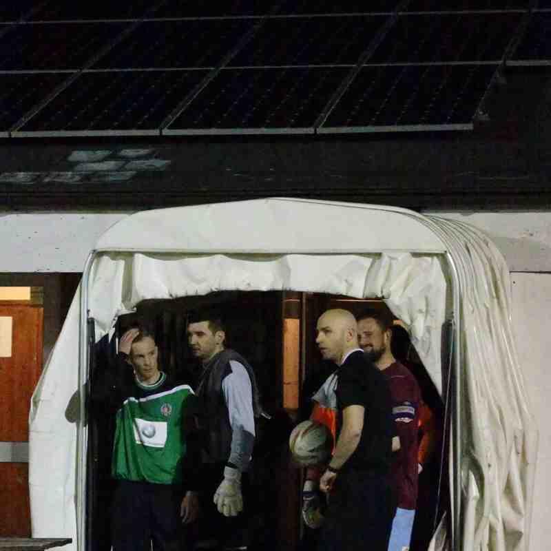 First Team v Bishops Cleeve - 23rd February 2016