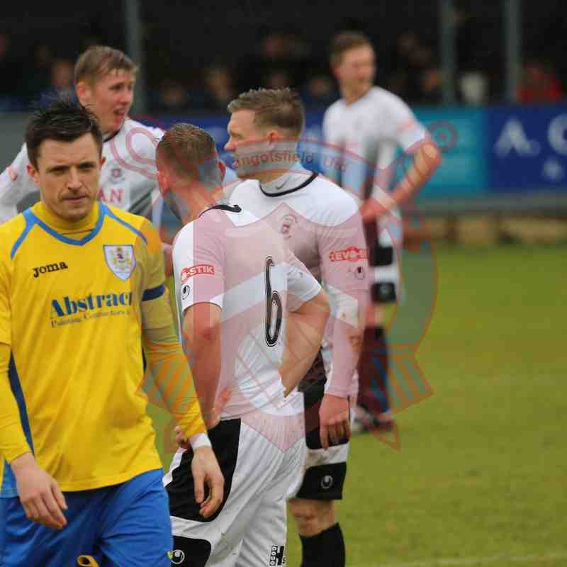 First Team v Taunton Town - 26th March 2016