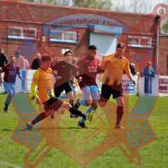 Mangotsfield United..1  AFC Totton..1