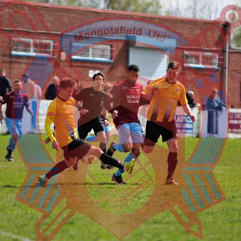 First Team v A.F.C. Totton - 23rd April 2016