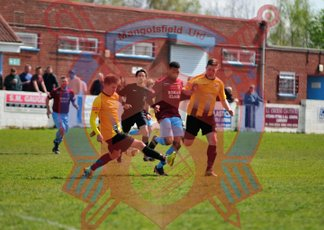 First Team v A.F.C. Totton - 23rd April 2016