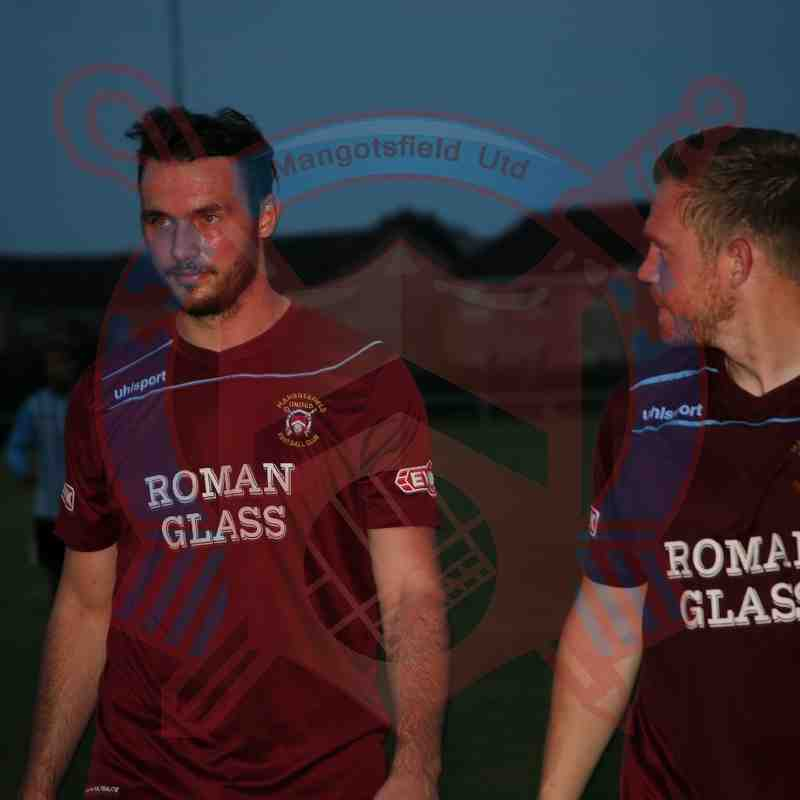 First Team v Longwell Green  - 19th July 2016