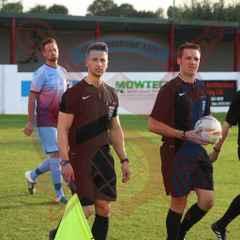 First Team v Weston-super-Mare  - 22nd July 2016