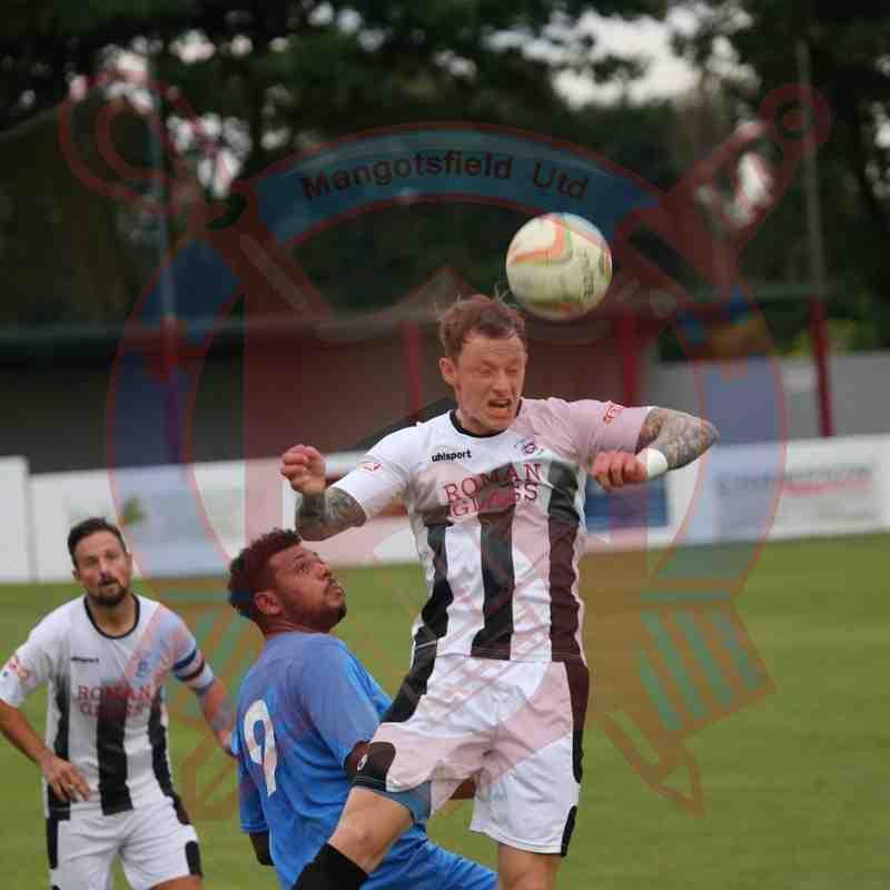 First Team v Brislington FC - 26th July 2016