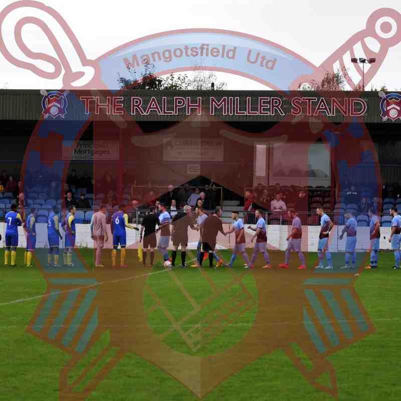 First Team v Paulton Rovers - Sat  1 Oct 2016