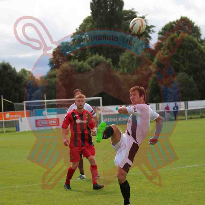 First Team v Winchester City - Sat 13 Aug 2016