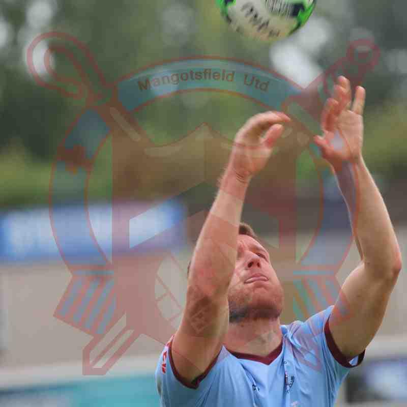 First Team v  AFC Portchester - Sat 20 Aug 2016