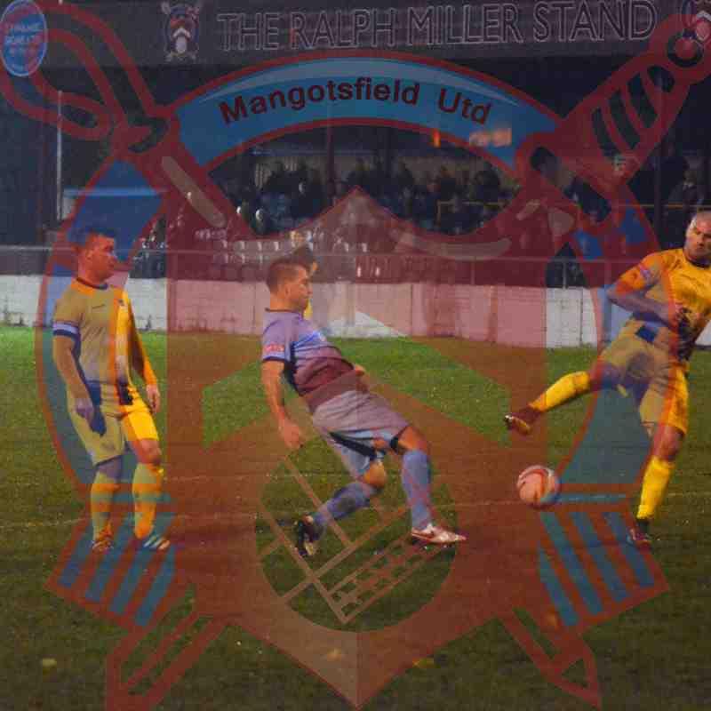 First Team v AFC Totton - Sat 12 Nov 2016