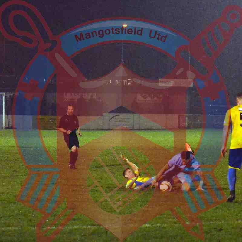 First Team v Taunton Town 10-12-16