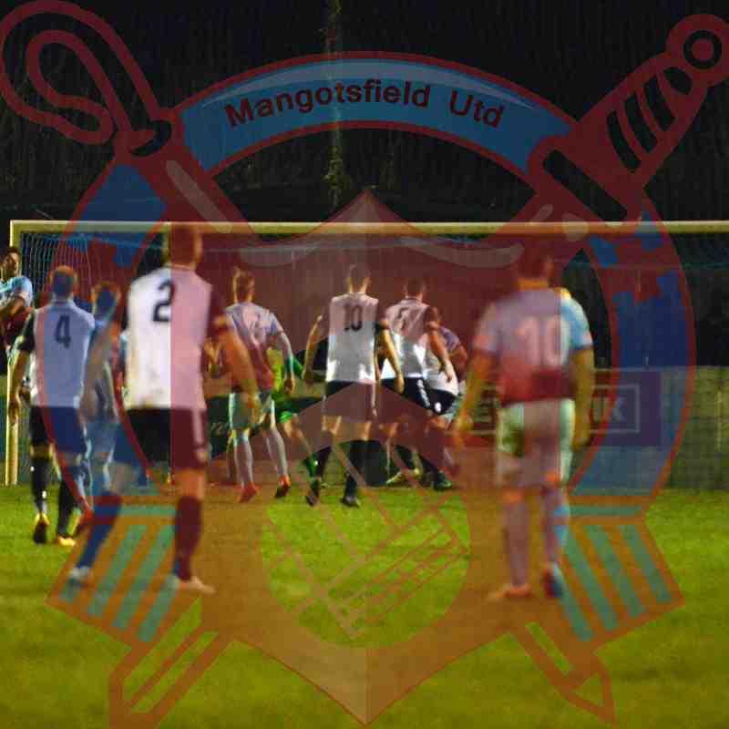 First Team v Hereford