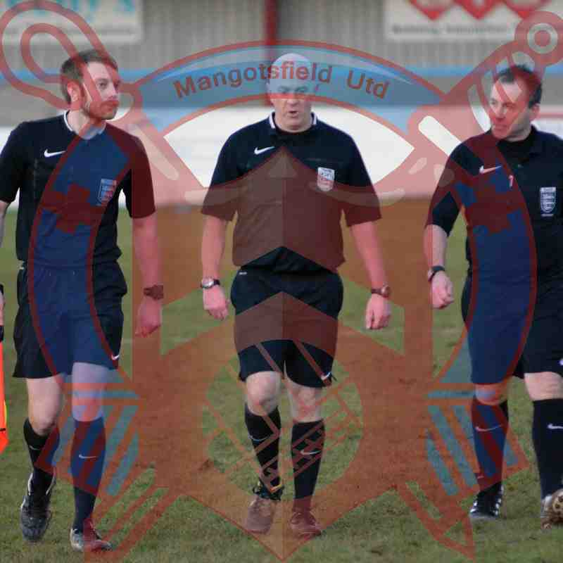 First Team v Wimborne Town