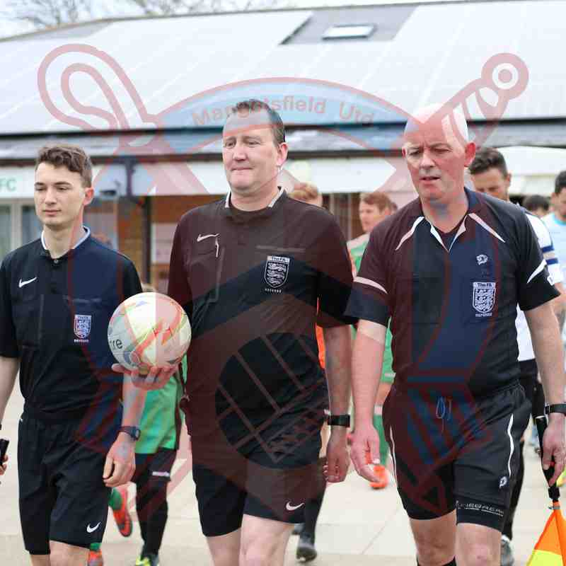 Bishops Cleeve v First team