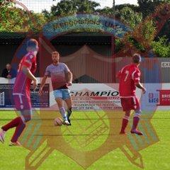 First Team v Swindon Supermarine