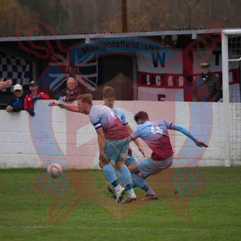 Wimborne Town v First Team