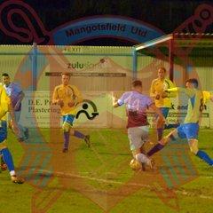 First team v Taunton Town