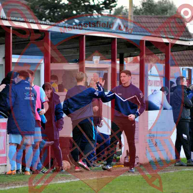 First team v Paulton Rovers