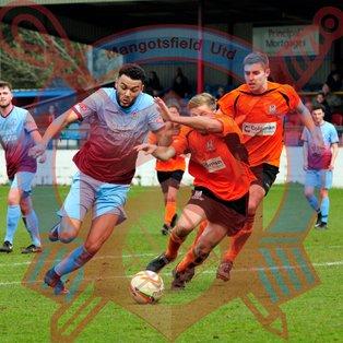 Mangotsfield United...1   Wimborne Town...2