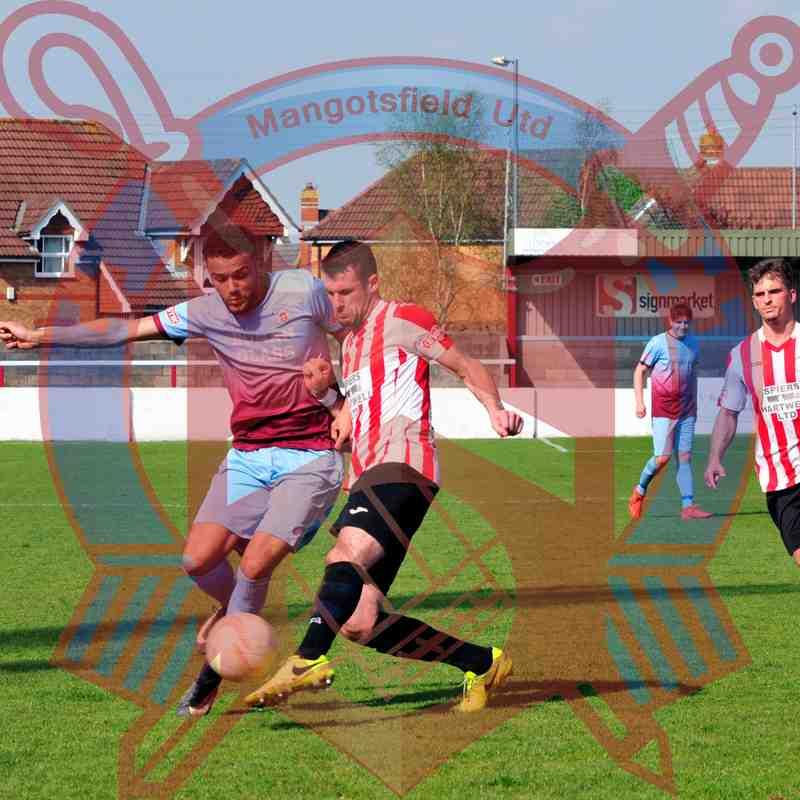 First Team v Evesham United