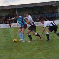 Cinderford Town v First Team