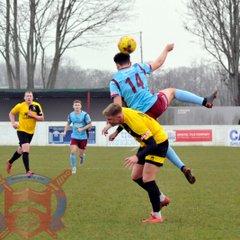 First Team v Melksham Town