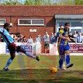 Mangotsfield United...4   Paulton Rovers....1